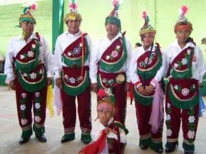 Danza de los Voladores de Tatempan Yaonáhuac Puebla