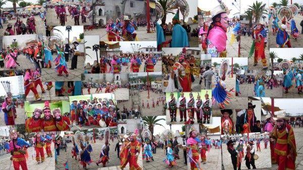 Las danzas, una muestra del pueblo mágico.