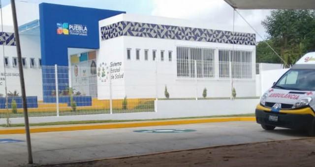 Hoy gran inauguración del Centro de Salud de Tepantiloyan Yaonáhuac Puebla
